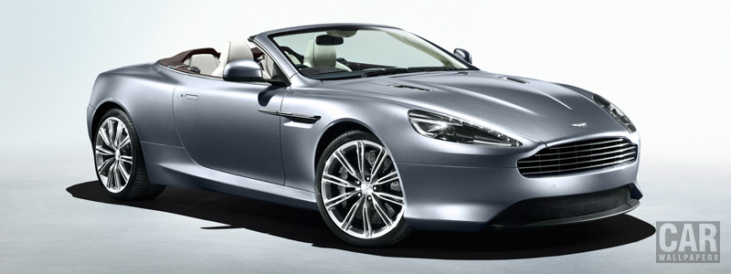 Cars wallpapers Aston Martin Virage Volante - 2011 - Car wallpapers