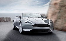 Cars wallpapers Aston Martin Virage Volante - 2011