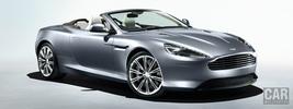 Aston Martin Virage Volante - 2011