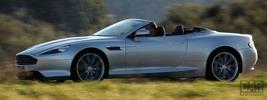Aston Martin Virage Volante Lightning Silver - 2011