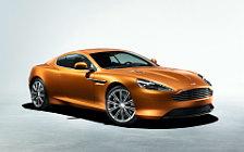 Обои автомобили Aston Martin Virage - 2011