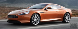 Aston Martin Virage - 2011