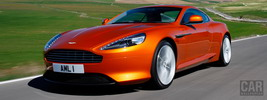 Aston Martin Virage Madagascar Orange - 2011