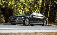 Обои автомобили Audi A8 L 3.0 TFSI quattro US-spec - 2018