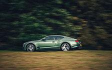 Обои автомобили Bentley Continental GT V8 (Alpine Green) UK-spec - 2020