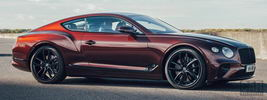 Bentley Continental GT (Cricket Ball) UK-spec - 2020