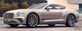 Bentley Continental GT Mulliner UK-spec - 2020