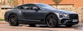Bentley Continental GT V8 (Storm Grey) UK-spec - 2020