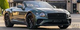Bentley Mulliner Continental GT Convertible Equestrian Edition UK-spec - 2020