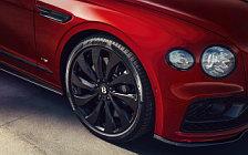 Обои автомобили Bentley Flying Spur V8 UK-spec - 2020