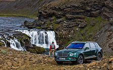 Cars wallpapers Bentley Bentayga Fly Fishing by Mulliner - 2016