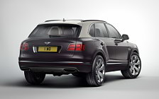 Обои автомобили Bentley Bentayga Mulliner - 2017