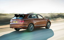Обои автомобили Bentley Bentayga Speed - 2019