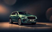 Обои автомобили Bentley Bentayga V8 (Alpine Green) - 2020