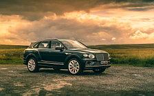 Обои автомобили Bentley Bentayga V8 Four Seat Comfort Specification - 2020