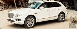 Bentley Bentayga Pearl of the Gulf - 2019