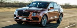 Bentley Bentayga Speed - 2019