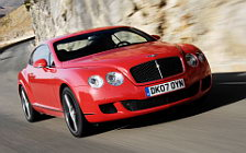 Cars wallpapers Bentley Continental GT Speed - 2007