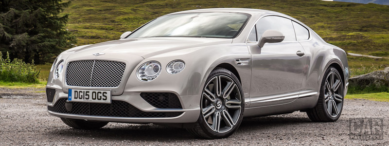 Cars wallpapers Bentley Continental GT UK-spec - 2015 - Car wallpapers