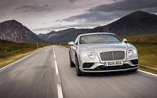 Cars wallpapers Bentley Continental GT UK-spec - 2015