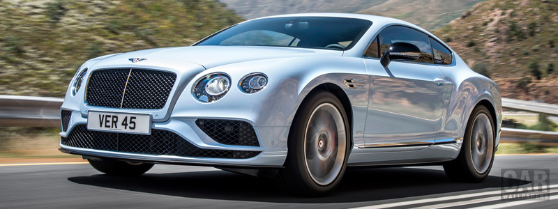 Cars wallpapers Bentley Continental GT V8 S - 2015 - Car wallpapers