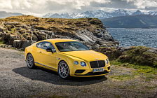 Cars wallpapers Bentley Continental GT V8 S - 2015