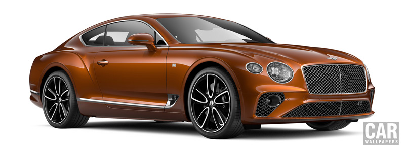 Обои автомобили Bentley Continental GT First Edition - 2017 - Car wallpapers