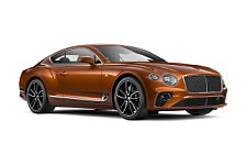 Обои автомобили Bentley Continental GT First Edition - 2017
