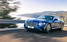 Обои автомобили Bentley Continental GT - 2017
