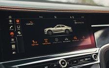 Обои автомобили Bentley Continental GT (Orange Flame) - 2018