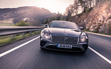 Обои автомобили Bentley Continental GT (Tungsten) - 2018