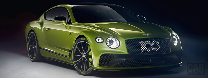 Обои автомобили Bentley Continental GT Pikes Peak - 2019 - Car wallpapers