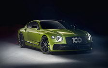 Обои автомобили Bentley Continental GT Pikes Peak - 2019