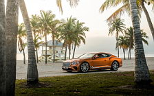 Обои автомобили Bentley Continental GT V8 - 2019