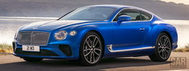 Bentley Continental GT - 2017