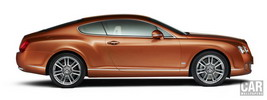 Bentley Continental GT Design Series China - 2010