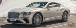 Bentley Continental GT First Edition (White Sand) - 2018