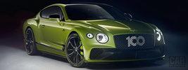 Bentley Continental GT Pikes Peak - 2019