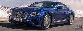 Bentley Continental GT (Sequin Blue) - 2018
