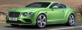 Bentley Continental GT Speed - 2015