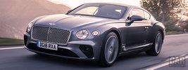 Bentley Continental GT (Tungsten) - 2018
