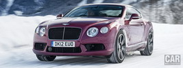 Bentley Continental GT V8 - 2013