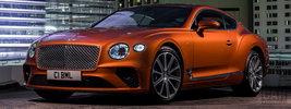 Bentley Continental GT V8 - 2019