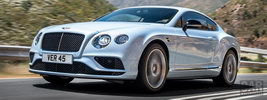 Bentley Continental GT V8 S - 2015