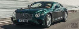 Bentley Continental GT (Verdant) - 2018