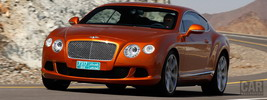 Bentley Continental GT W12 - 2011