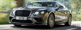 Bentley Continental Supersports - 2017