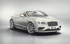 Обои автомобили Bentley Continental GT Convertible Galene Edition - 2017