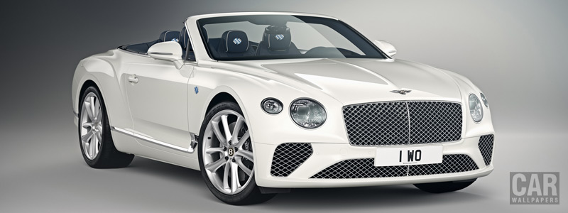 Обои автомобили Bentley Continental GT Convertible Bavarian Edition By Mulliner - 2019 - Car wallpapers