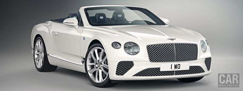 Обои автомобили Bentley Continental GT Convertible Bavarian Edition By Mulliner - 2019 - Car wallpapers